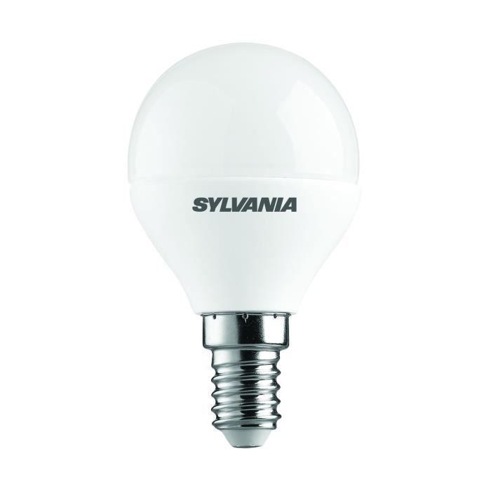 sylvania ampoule toledo sph rique d polie 25w e14 achat vente ampoule led cdiscount. Black Bedroom Furniture Sets. Home Design Ideas