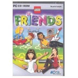 lego friends jeu pc achat vente jeu pc lego friends. Black Bedroom Furniture Sets. Home Design Ideas