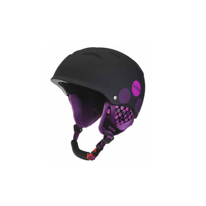 casque de ski boll b free noir a points prix pas cher. Black Bedroom Furniture Sets. Home Design Ideas