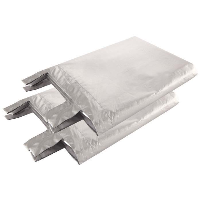 rideau thermique x2 achat vente rideau tissu les soldes sur cdiscount cdiscount. Black Bedroom Furniture Sets. Home Design Ideas