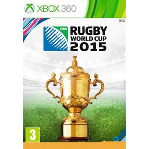 Rugby World Cup 2015 Jeu XBOX 360