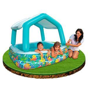 piscine enfant toit achat vente jeux et jouets pas chers. Black Bedroom Furniture Sets. Home Design Ideas