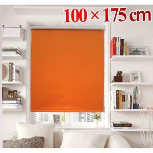 STORE ENROULEUR (100x175cm, orange)