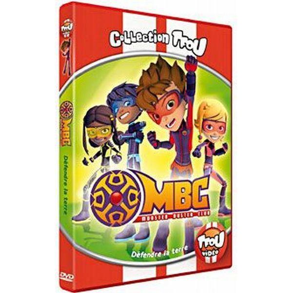 Dvd monster buster club il faut sauver le mbc en dvd - Monster buster club jouet ...