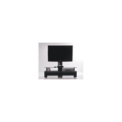 Meuble tv design 120 cm el 120h ibb achat vente meuble for Meuble tv mural 120 cm