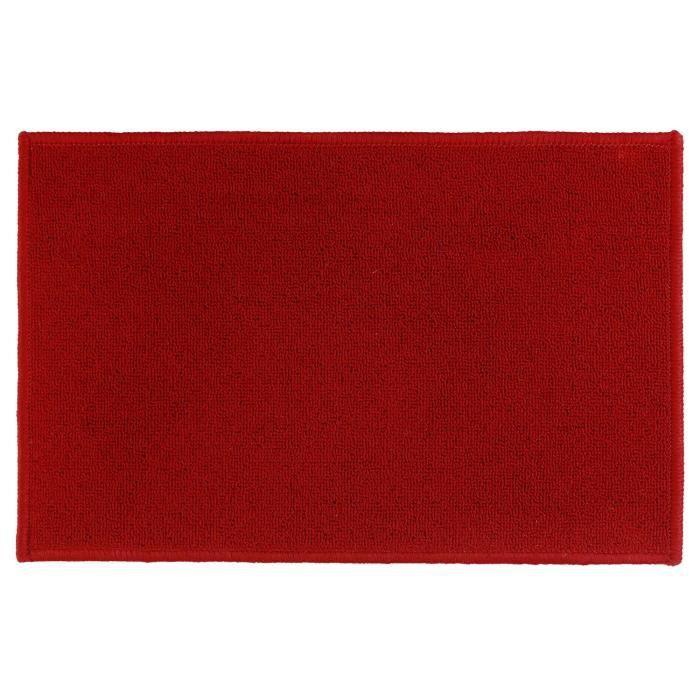 tapis uni 40 x 60 cm achat vente tapis cdiscount