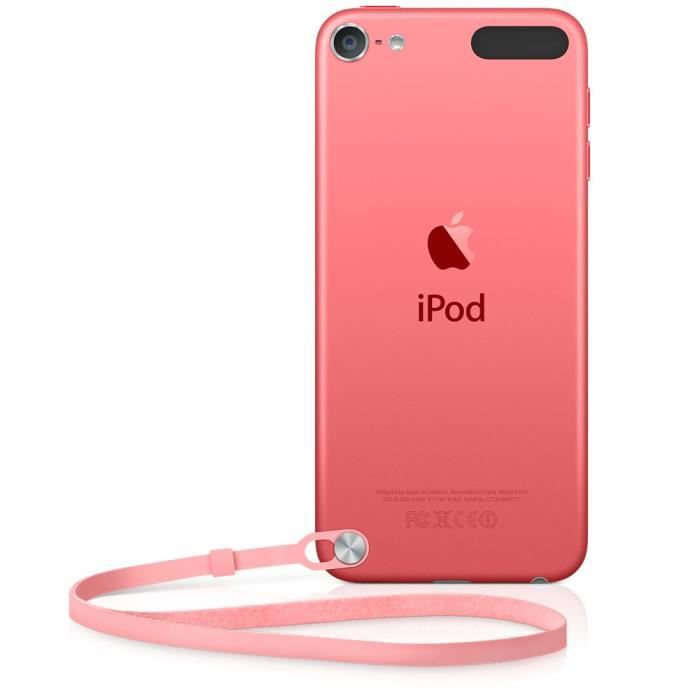 ipod 5g touch loop rose original apple dragonne   achat coque   bumper