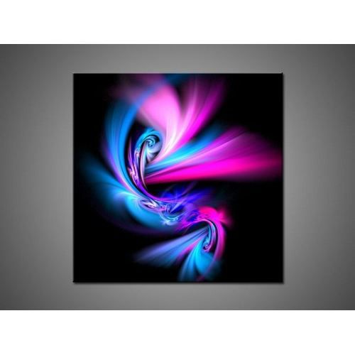 Tableau abstrait dancing ray achat vente tableau toile cdiscount - Vente tableau abstrait ...