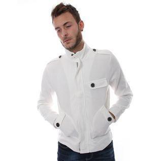 veste homme mi saison qc001 2 bl blanc achat vente veste veste homme mi saison qc001. Black Bedroom Furniture Sets. Home Design Ideas