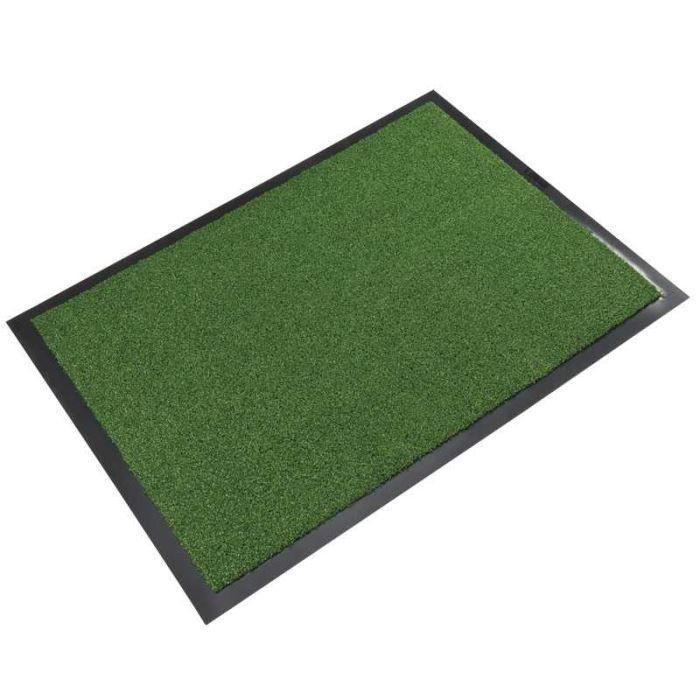 tapis absorbeur de couleur vert comme un beau g achat vente tapis cdiscount. Black Bedroom Furniture Sets. Home Design Ideas