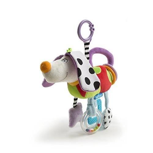 taf toys 11695 jouet pour poussette chien achat vente mobile 0605566116952 cdiscount. Black Bedroom Furniture Sets. Home Design Ideas