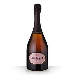 CHAMPAGNE Dom Ruinart 2002 Brut Rosé 75cl - Vins Effervescen