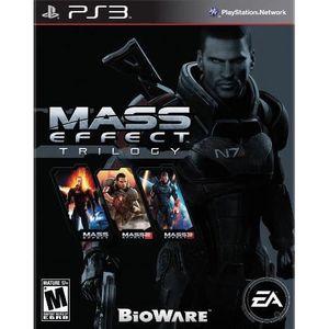JEU PS3 Mass effect trilogy PS3
