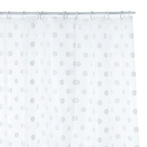 Rideau de douche taupe achat vente rideau de douche taupe pas cher soldes cdiscount - Rideau de douche 180x180 ...