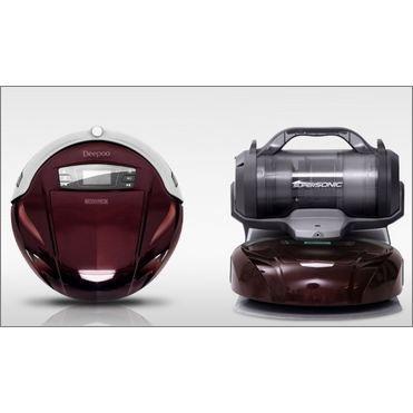 deepoo d76 aspirateur robot ecovacs achat vente. Black Bedroom Furniture Sets. Home Design Ideas