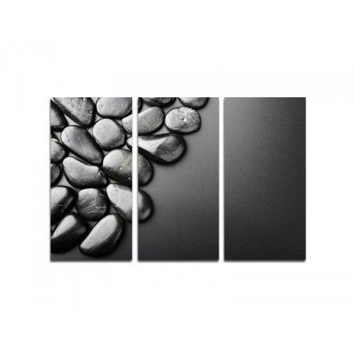 Tableau contemporain stones 3p achat vente tableau toile tableau cont - Achat tableau contemporain ...