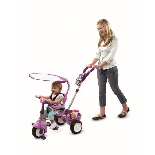 little tikes 4 en 1 trike violet prix pas cher cdiscount. Black Bedroom Furniture Sets. Home Design Ideas