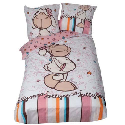 Parure de lit nici mouton achat vente parure de lit cdiscount - Cdiscount parure de lit ...