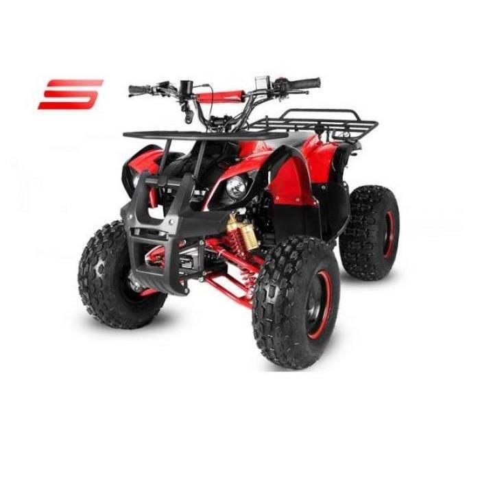 quad 125cc toronto rouge 8 achat vente quad quad 125cc toronto rouge 8 les soldes sur. Black Bedroom Furniture Sets. Home Design Ideas