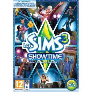 JEU PC Sims 3 Showtime Jeu PC