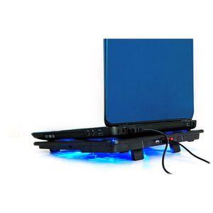 refroidisseur pc portable 17 pouces prix pas cher cdiscount. Black Bedroom Furniture Sets. Home Design Ideas