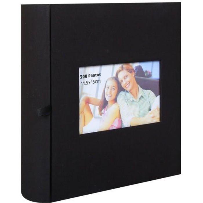 album photo pochettes square noir 300 photos 11 achat vente album album photo album. Black Bedroom Furniture Sets. Home Design Ideas