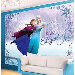 papier peint la reine des neige achat vente papier. Black Bedroom Furniture Sets. Home Design Ideas