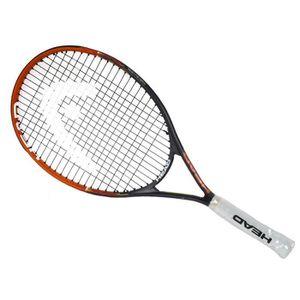 RAQUETTE DE TENNIS Raquette de tennis Radical jr 25 noir/orange - Hea