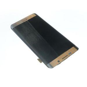 PIÈCE TÉLÉPHONE Ecran vitre tactile et LCD assemblés Argent pour S