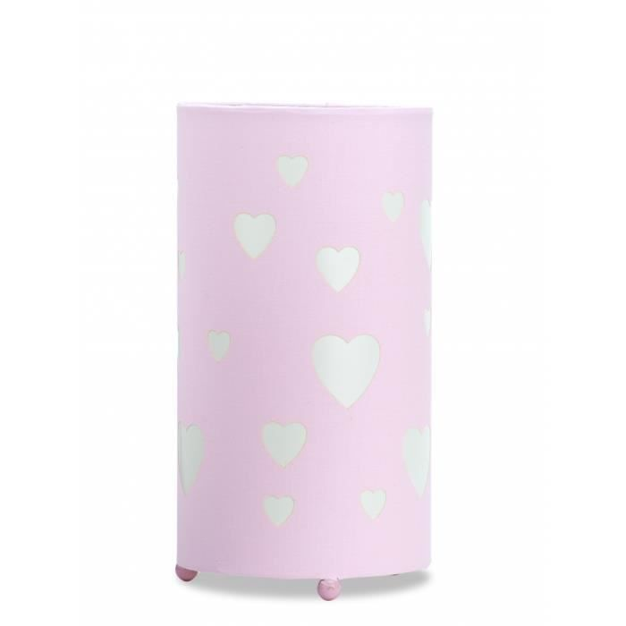 Luminaire pour chambre bb chambre bebe taupe rose lampe montgolfire taupe et rose chat for Applique chambre bebe fille
