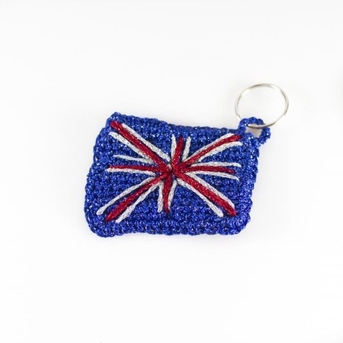 porte cl s drapeau anglais pour filles achat vente porte cl s 2009907987955 cdiscount. Black Bedroom Furniture Sets. Home Design Ideas