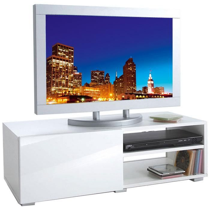 Meuble tv petite taille conceptions de maison for Meuble tv grande taille
