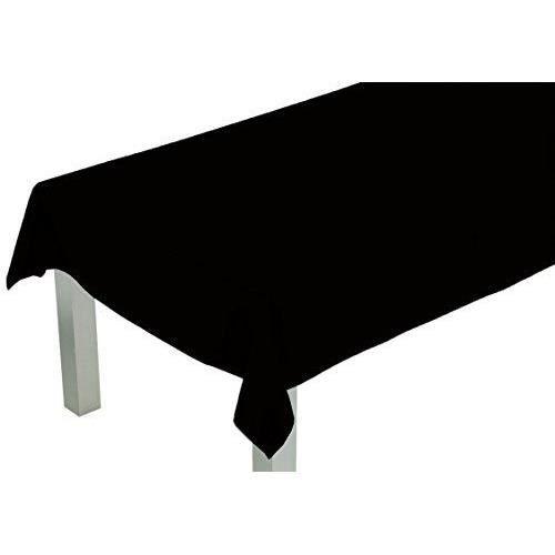 Comptoir du linge lpr06003 nappe rectangulaire polyester for Vent du sud linge de maison