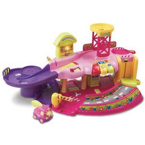 Station de lavage voitures jouet achat vente jeux et - Garage educatif tut tut bolides rose ...