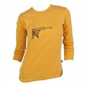 ROSSIGNOL Tee-shirt Femme Jaune