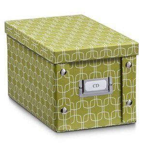 boite de rangement en carton vert achat vente boite de rangement en carton vert pas cher. Black Bedroom Furniture Sets. Home Design Ideas