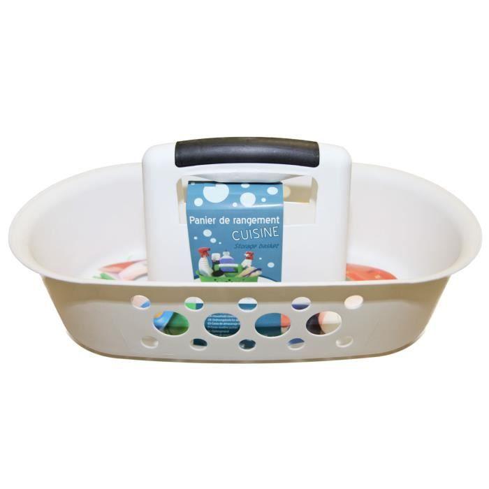 panier boite de rangement cuisine m nage pratique achat vente desserte de m nage panier. Black Bedroom Furniture Sets. Home Design Ideas