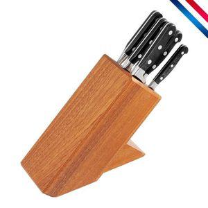bloc couteau de cuisine achat vente bloc couteau de cuisine pas cher cdiscount. Black Bedroom Furniture Sets. Home Design Ideas