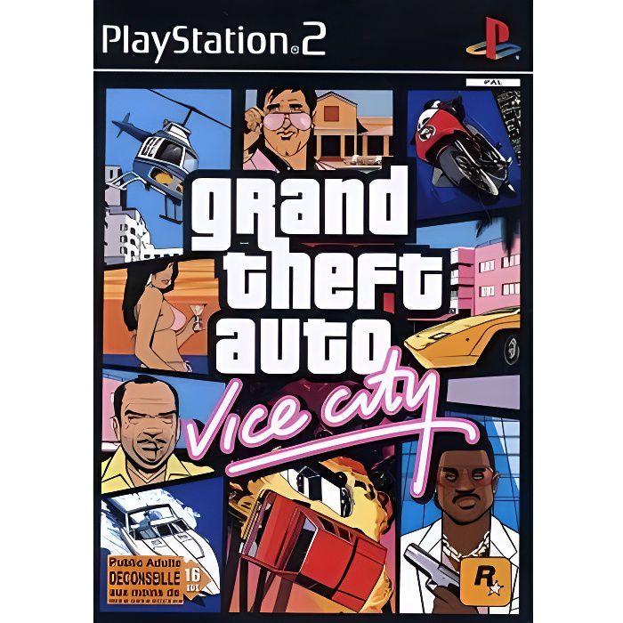 JEU PS2 GRAND THEFT AUTO / jeu console PS2