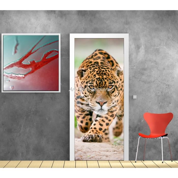 Affiche poster format porte d co jaguar dimensions for Format porte