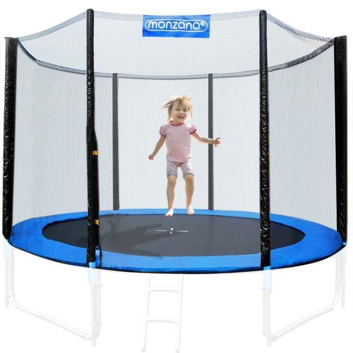 filet de s curit pour trampoline 366 cm achat vente acc de trampoline soldes cdiscount. Black Bedroom Furniture Sets. Home Design Ideas