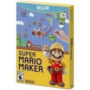 Pack Premium Wii U + Super Mario Maker + Amiibo Mario Classique