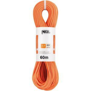 MATÉRIEL DE CORDE PETZL - Corde a double - PASO GUIDE 7,7mm 60m Oran