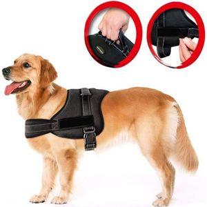 harnais chien achat vente harnais chien pas cher les soldes sur cdiscount cdiscount. Black Bedroom Furniture Sets. Home Design Ideas