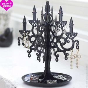 chandelier noir baroque achat vente chandelier noir baroque pas cher cdiscount. Black Bedroom Furniture Sets. Home Design Ideas