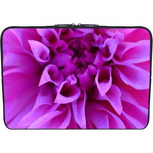 Housse neoprene pc ordinateur portable 15 6 pouces rose for Housse ordinateur portable 15 6 pouces