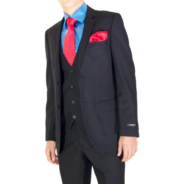 costume trois pi ces homme bleu bleu achat vente costume tailleur soldes d hiver. Black Bedroom Furniture Sets. Home Design Ideas