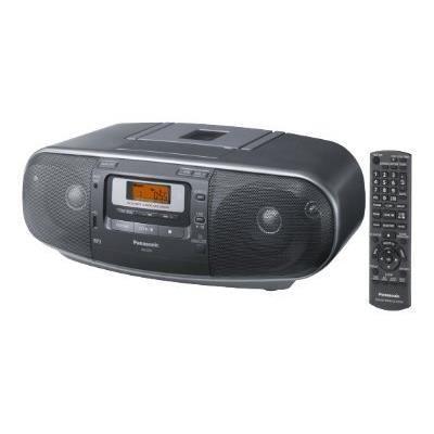 RADIO CD CASSETTE Radio Cassette CD RXD55EGK Panasonic