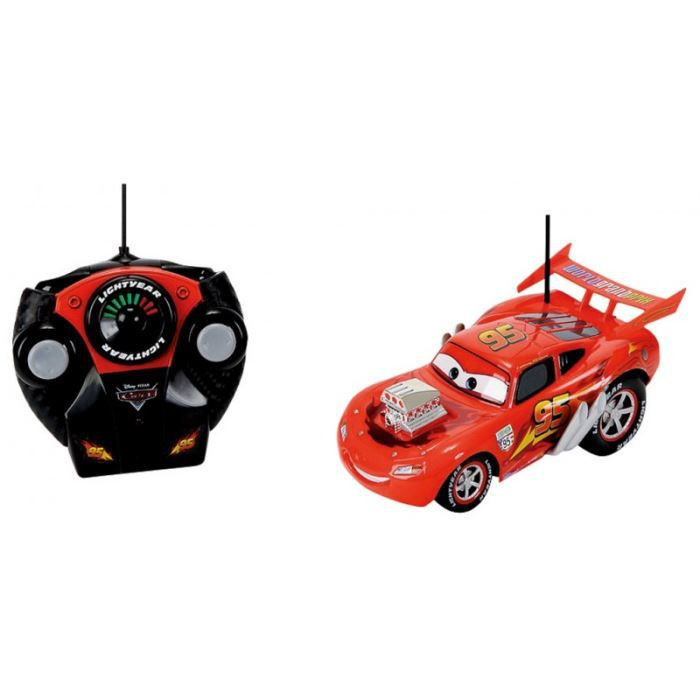 voiture cars radio command e mcqueen smoby achat vente. Black Bedroom Furniture Sets. Home Design Ideas