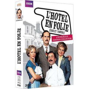 DVD SÉRIE DVD L'Hôtel en folie - L'intégrale